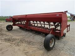 """Case IH 5400 Soybean Special 15R15"""" Mounted Drill For Parts"""