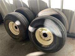 Michelin H37x14.0-15 Tires & Rims
