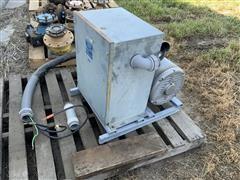 Steelman Rotary SCCR=5kA Phase Conversion System