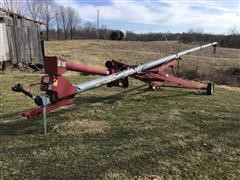 "Mayrath 8"" X 62' Swing-Away Auger"