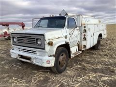 1974 Chevrolet C60 S/A Fuel Truck (INOPERABLE)