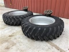 Firestone All Traction 23 Degree 18.4-38 Duals