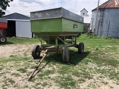 Parker 210 Bushel Gravity Wagon