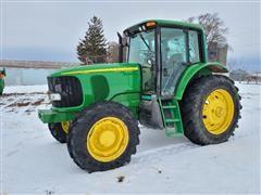 2006 John Deere 7220 MFWD Tractor
