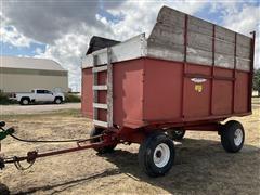 Bush Hog Grain Cart