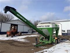 Norwood Seed Shuttle SS290 Bulk Seed Tender