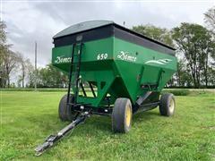 Demco 650 Posi Flow Gravity Wagon