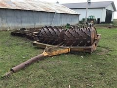 Tampo 9' Sheeps Foot Compactor/Roller