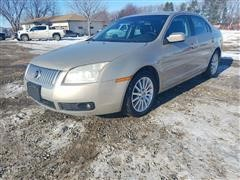 2006 Mercury Milan Premier 4 Door Car