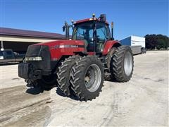 2005 Case IH MX255 MFWD Row Crop Tractor