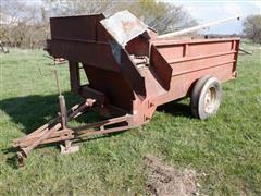 Kelly Ryan 4'x12' Feeder Wagon