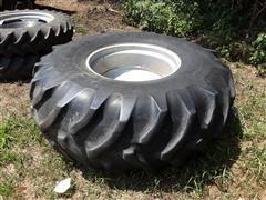 CO-OP Agri-Combine Tire & Rim