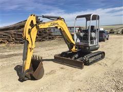 Gehl 383Z Mini Excavator
