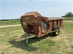 Schuler Feed Wagon