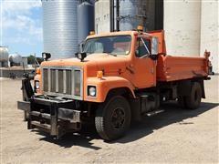 1992 International 2554 S/A Dump Truck