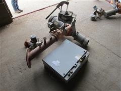 Berkeley 3x4 400 GPM Pump & Motor
