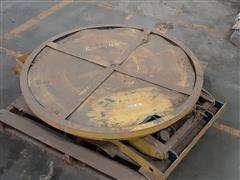 Forklift Load Spinners