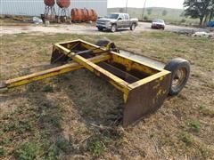 Soil Mover Pull-Type Box Blade