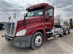 2012 Freightliner Cascadia 125 Tri/A Truck Tractor (INOPERABLE)