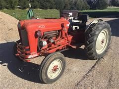 1953 Ford Golden Jubilee NAA 2WD Tractor