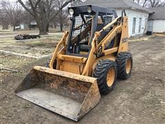 Case 90XT Skid Steer