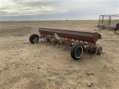 CrustBuster Grain Drill