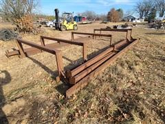 Homemade Trailer Insert For Hauling Sprayer