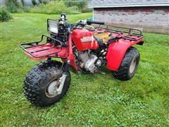 Honda Big Red 3 Wheeler