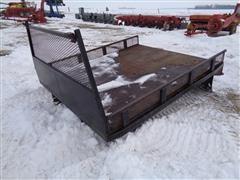 Hillsboro Steel Pickup Flatbed