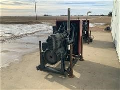 2008 Case IH P170 Power Unit
