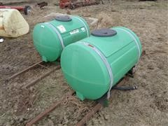 Snyder 110 Gallon Saddle Tanks