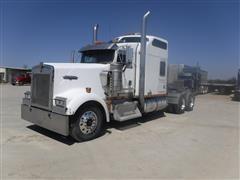 2000 Kenworth W900L T/A Truck Tractor