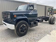 1981 GMC C70 Cab & Chassis Truck