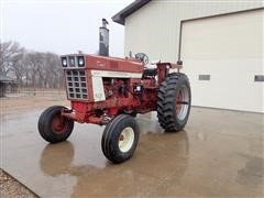 1971 International 1066 2WD Tractor