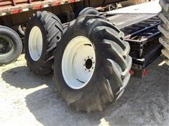Goodyear Traction Sure Grip 16.9-26 Tires And Wheels