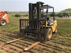 Caterpillar DP40 Forklift