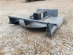 2021 Wolverine 6' Wide Rotary Cutter Skid Steer Attachment