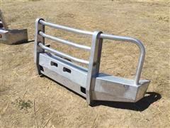 Truck Defender Aluminum Bumper & Grille Guard