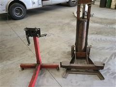 Engine Stand & Air Lift Jack
