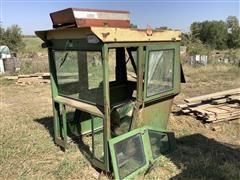 Excel Tractor Cab