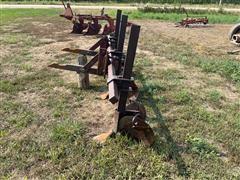 "International Harvester 36"" 2-Pt 2 Row Rotary Blade Hiller"