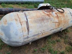 500-Gallon Propane Tank