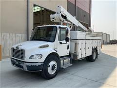 2011 Freightliner M2-106 S/A Bucket Truck