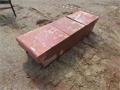 Steel Pickup Bed Toolbox