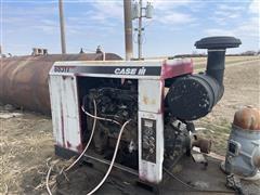 Case IH 6831T Irrigation Engine