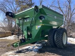 J&M 750 Grain Cart