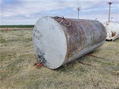 2500-Gallon Fuel Tank