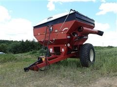 2000 Brent 472 Grain Cart