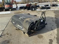 Bradco BB72 Collector Sweeper Attachment