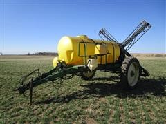 Schaben Pull Type Sprayer W/60' Boom